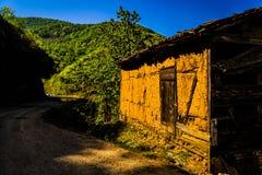Vida no campo em Turquia Imagens de Stock