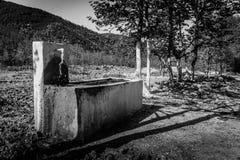 Vida no campo em Turquia Fotografia de Stock Royalty Free