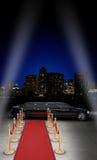Vida nocturna VIP Foto de archivo libre de regalías