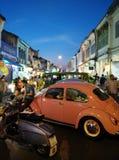 Vida noturna de Phuket Foto de Stock