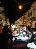 Vida noturna de Phuket Fotografia de Stock Royalty Free