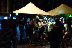 Vida noturno Sydney Imagem de Stock