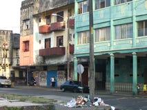 Vida pobre en dos puntos Foto de archivo