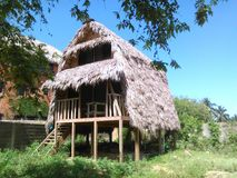 Vida rural en la República Dominicana imagen de archivo