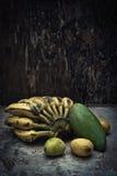 Vida todavía de la fruta tropical, Fotos de archivo