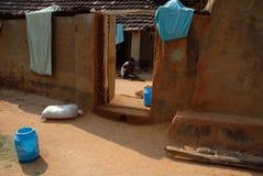 Vida tribal de la India Foto de archivo libre de regalías