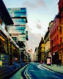 Vida urbana imagem de stock