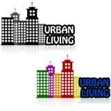 Vida urbana libre illustration