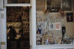 Vida urbana uma loja-janela 29 Imagem de Stock Royalty Free