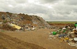 Vidage mémoire d'ordures 03 Images libres de droits