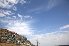 Vidage mémoire de déchets Photos libres de droits