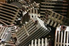 Vidage mémoire de radiateur Photo stock