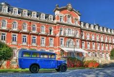 Vidago Palace Hotel stock image