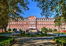 Vidago Palace Hotel stock photos