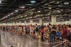 VidCon 2015 Photos stock