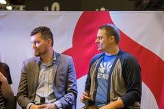 VidCon 2015 Fotografia Stock
