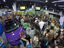 VidCon 2015 Stockfotos