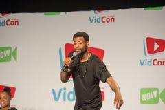 VidCon 2015 Obraz Stock