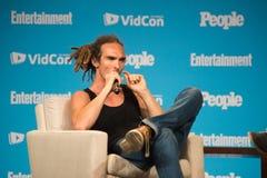 VidCon 2015 Imagen de archivo libre de regalías