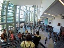 VidCon 2015年 免版税库存照片