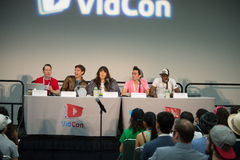 VidCon 2015 Royalty Free Stock Images