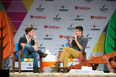 Vidcon 2016 Stock Photography