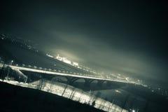 Vide de nuit Images libres de droits