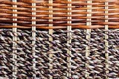 Vide- trätorkduk av brun färg, arkivbilder