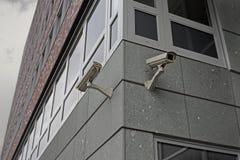 Videoüberwachung Lizenzfreies Stockfoto