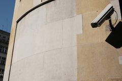 Videoüberwachungssystem Lizenzfreie Stockbilder