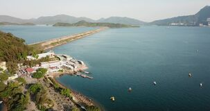 Aerial Hongkong Tai Mei Tuk 大尾篤 7