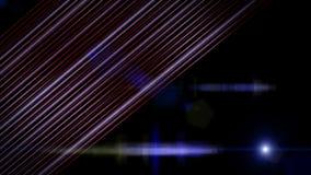 Video animazione futuristica, ciclo HD 1080p illustrazione di stock