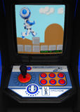 Video arcade Royalty-vrije Stock Foto's