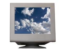 Video bianco fotografie stock