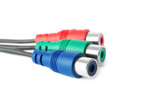 Video cable Stock Photography