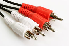 Video Cable Stock Photo
