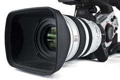 Free Video Camera Royalty Free Stock Image - 13804886