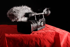Video camera Royalty Free Stock Images