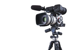 Free Video Camera Stock Photography - 16159572