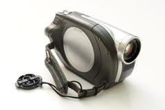 Video camera. A photo of a high tech video camera Stock Photos