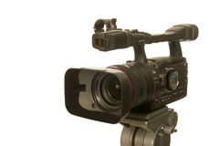 Video camera Stock Image