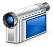 Video camera Stock Photos