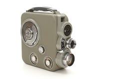 Video camera. Shot of an old video camera Stock Photos