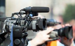 Video camera Royalty Free Stock Photo