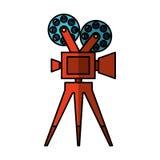 Video camera film icon. Vector illustration design vector illustration