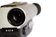 Video camera A Stock Photo