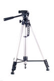 Video and Camera Tripod Royalty Free Stock Images