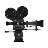 Video camera vector illustration. Stock Photography