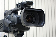 A video camera Royalty Free Stock Photography