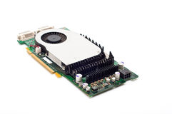 A video card Stock Photo